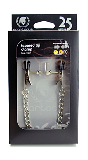 Tapered Tip Clamp W/ Link Chain